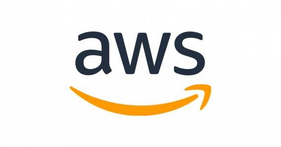 亚马逊AWS logo(图片来自于互联网)